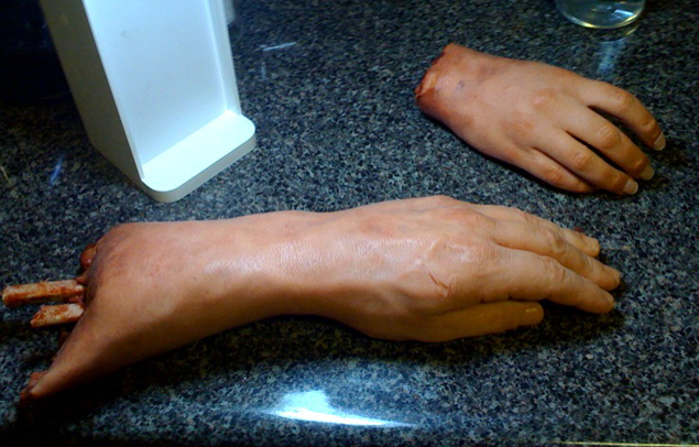 Severed Limbs Special Effects in Chicago
