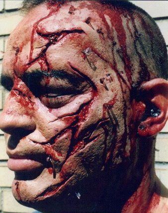 Horror Movie Makeup FX in Chicago