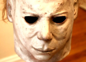 Michael Myers Mask Reproduction